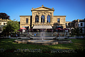 "Bad Kissingen casino, UNESCO World Heritage Site ""Major Spa Towns in Europe"", Lower Franconia, Bavaria, Germany"