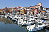 The old port of Bermeo, Urdaibai Biosphere Reserve, Basque Country, Spain