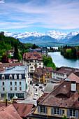 Thun, Bernese Oberland, Switzerland