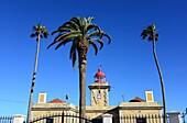 Lighthouse at Ponta da Piedade near Lagos, Algarve, Portugal
