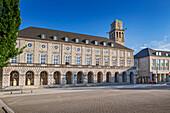 Historic town hall in Muelheim an der Ruhr, North Rhine-Westphalia, Germany