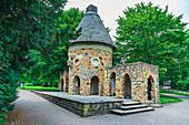 Schlossgarten in Münster, Nordrhein-Westfalen, Deutschland
