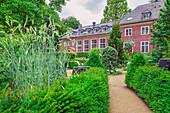 Botanical Garden in Munster, North Rhine-Westphalia, Germany