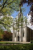 St Martingskirche in Bad Ems, UNESCO World Heritage Site 'Important Spa Towns of Europe', Rhineland-Palatinate, Germany