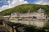 Häckers Grand Hotel in Bad Ems, UNESCO World Heritage Site 'Important Spa Cities in Europe', Rhineland-Palatinate, Germany