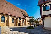 St. Martin Church in Forchheim, Bavaria, Germany