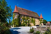 Wiesenthau Castle near Forchheim, Bavaria, Germany
