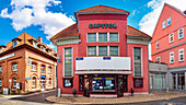 Capitol Filmtheater in Gotha, Thuringia, Germany