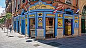 Paco Jose Malaga, snack bar, Malaga, Costa del Sol, Malaga Province, Andalusia, Spain, Europe