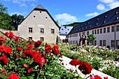 Eberbach Monastery near Eltville am Rhein, Hesse, Germany