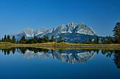 Wilder Kaiser-Kaiser Mountains