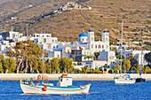 Katapola bay, Katapola, Amorgos, Cyclades Islands, Greece