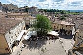 Old town of Saint Emilion, Unesco World Heritage, France