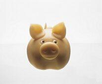 Pig Shaped Marzipan