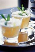 Ginger drinks