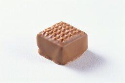 A chocolate