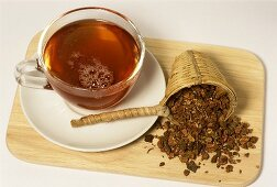 Tormentil tea (Potentilla erecta)
