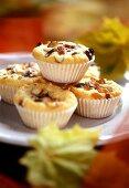 Chestnut muffins