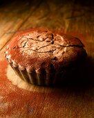 Mousse au chocolat cake