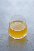 A glass of mead