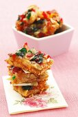 Florentines, stacked