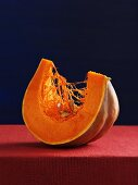 A piece of pumpkin