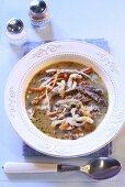 Flaczky (Polish tripe soup)
