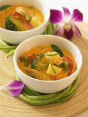 Vegetable curry (Thailand)