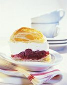 Dutch cherry slice