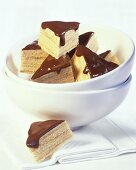 Tree cake triangles