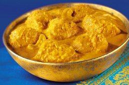 Chicken korma (India)