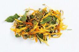 Herbal tea mixture (detox tea)