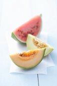 Melon still life