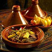 Beef tajine (Morocco)