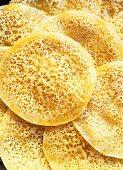 Beghrir (Moroccan pancakes)