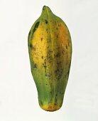 Eine Papaya