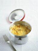 Gratin savoyard (Cheese and potato gratin, France)