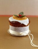 Orange cake for Christmas