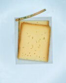Fontina (Italian sliced cheese)