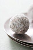Champagne truffle