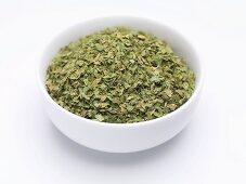 Rubbed coriander