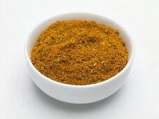 Gyros seasoning mixture in small bowl