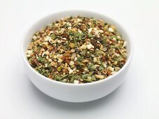 Seasoning mixture with chives