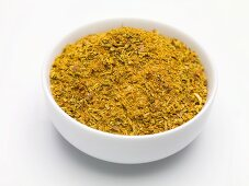 Seasoning mixture for grilled fish