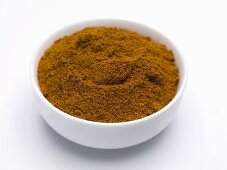 Chili guajillo, ground