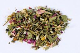 Herbs for herbal tea for women