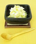 Colcannon (Mashed potato with cabbage or kale, Ireland)