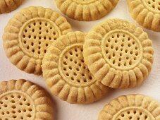 Shortbread biscuits (UK)