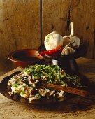 Khow Bhud Khie Mau (fried rice, Thailand)