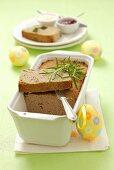 Easter meat loaf